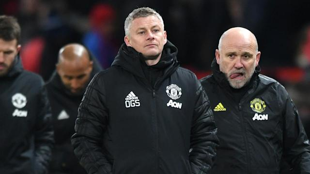 The Red Devils are well off the pace set by Liverpool this term, but their manager is hoping to make up that gap in 2020-21