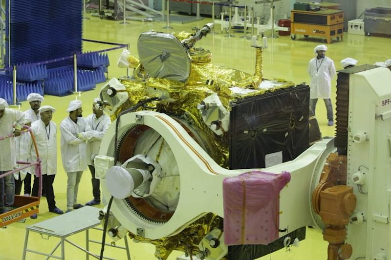 How ISRO's Former Director Had to Persuade Chandrayaan-2 Project Director to Take the Wheel