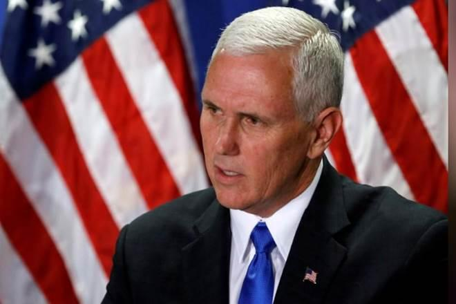 Donald Trump, Mike Pence, White House, US border with Mexico, Democrats