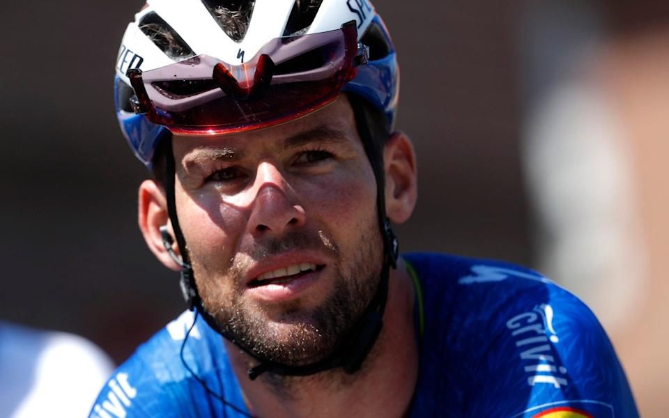 Mark Cavendish - Mark Cavendish interview: I'd love to go to the Tour de France if Sam Bennett cannot - GETTY IMAGES