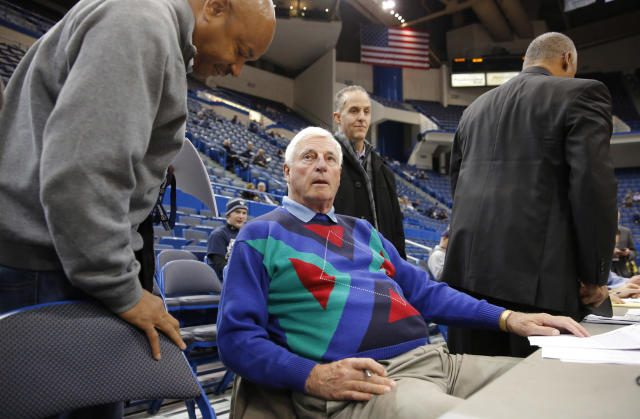 Bob Knight: NBA has 'raped' college basketball