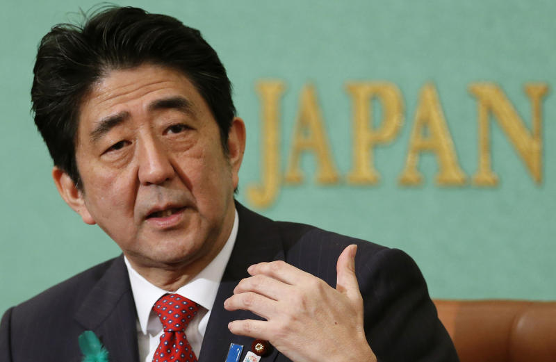 Japan PM lays out next steps in growth revival