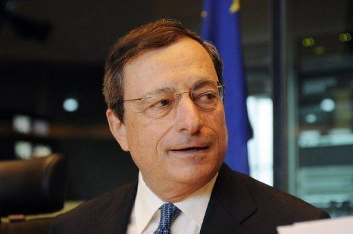 ECB will do everything to preserve euro: Draghi