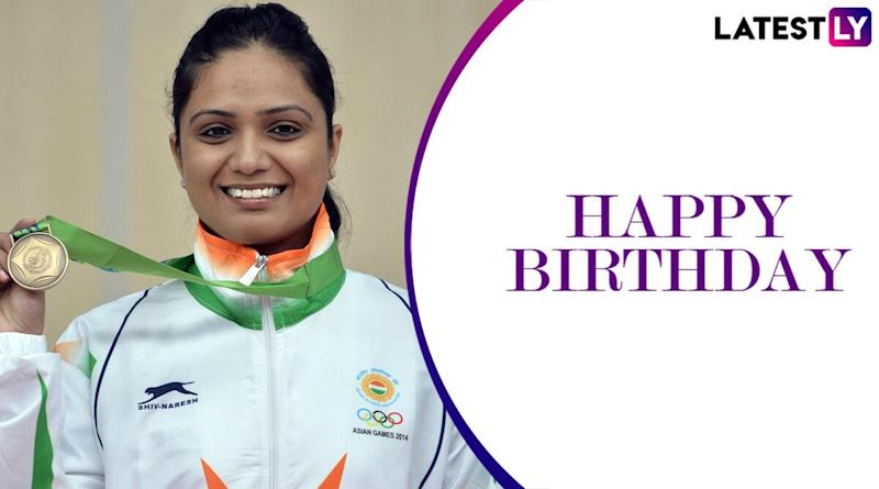 Shweta Chaudhary Birthday Special: Lesser-Known Facts About the Competitive Indian Shooter