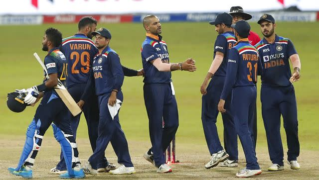 Hosts Sri Lanka sealed the T20 series against India in style, with spinner Wanindu Hasaranga playing a crucial part in the third T20I. The Islanders were coming on the back of a series-levelling win in the second match, and Hasaranga took four wickets to restrict India to a lowly total of 81/8.
