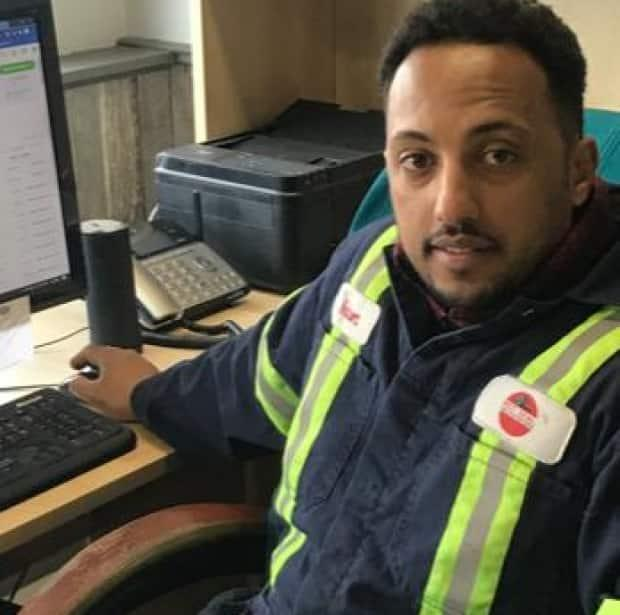 Nahom Eyob, the owner of Red Seal Truck and Equipment Repair in Edmonton, has expanded his business to 11 employees and is planning to open a second location.