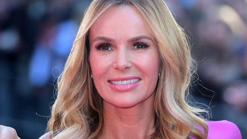 Amanda Holden Britain's Got Talent dress sparks controversy