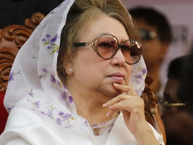 Ex-Bangladesh PM Khaleda Zia sentenced to five years in jail in for embezzlement, son gets 10 years' imprisonment