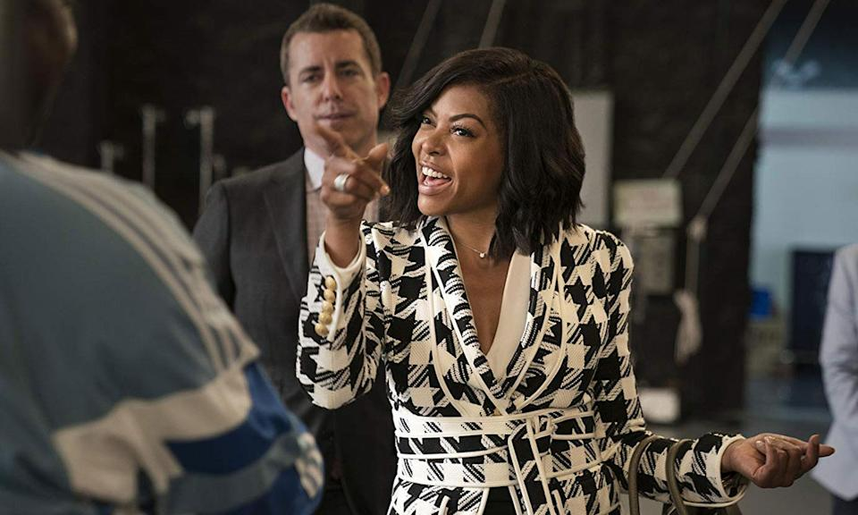 <p>Passed up for a well-deserved promotion, sports agent Ali Davis (Taraji P. Henson) wonders what else she needs to do to succeed in a man's world. Hoping to find answers from a psychic, Ali drinks a weird concoction that suddenly allows her to hear what men are thinking.<br>Using her newfound ability, Ali starts to turn the tables on her obnoxious male colleagues while racing to sign the next basketball superstar. </p>