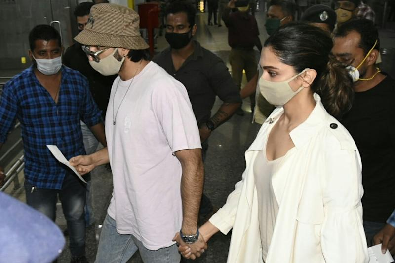 Ranveer Singh Has Not Requested to Join Deepika Padukone During Questioning, Says NCB
