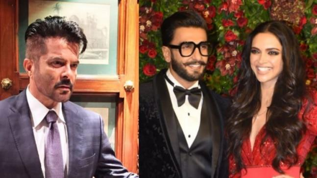 Ranveer Singh's uncle Anil Kapoor revealed an advice that he had given to Deepika Padukone a few years ago.