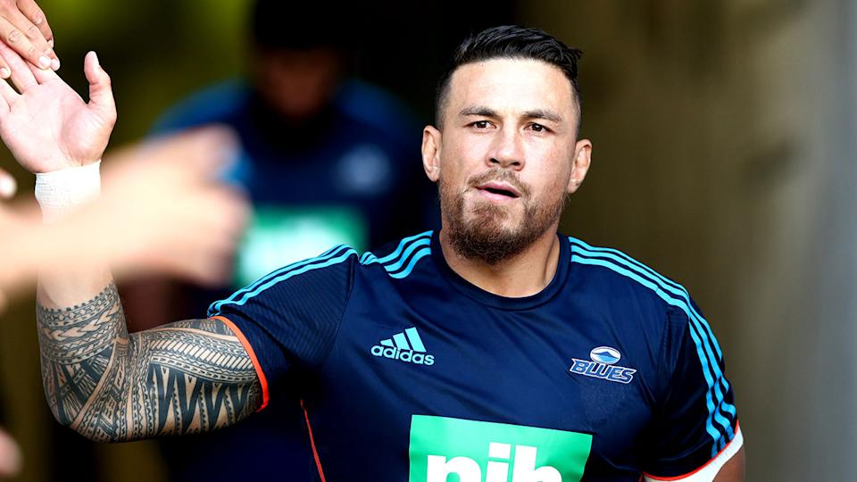 Roger Fabri helped Sonny Bill Williams' transition from rugby league to union.