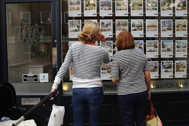 Estate agents: Countrywide has more than 850 branches and is behind brands including Bairstow Eves and Hamptons