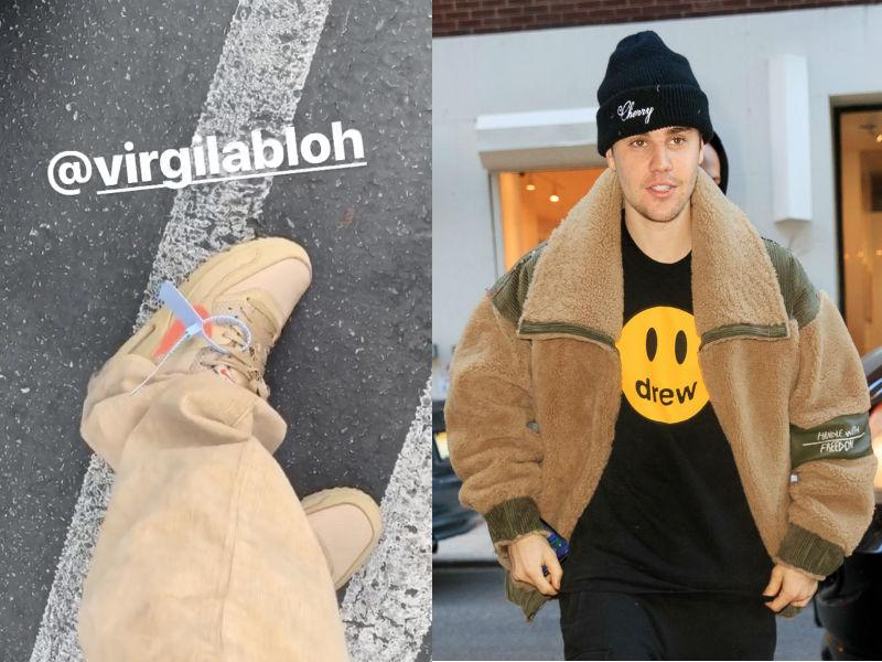 Justin Bieber Is Stopped by Police Over His Off White