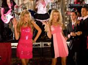 "<p>Following two successful big-screen ventures with <em>Legally Blonde</em> (2001) and <em>Legally Blonde 2: Red, White & Blonde</em> (2003), Reese Witherspoon retired her pink Prada, and the third <em>Legally Blonde</em> film went the spin-off route. The direct-to-video threequel centered on Elle Woods' British twin cousins, but without Witherspoon's charm, the film fell flat. Luckily, a proper <em><a href=""https://www.elle.com/culture/movies-tv/a27698947/legally-blonde-3-news-cast-date-spoilers/"" rel=""nofollow noopener"" target=""_blank"" data-ylk=""slk:Legally Blonde 3"" class=""link rapid-noclick-resp"">Legally Blonde 3</a> </em>(which will see the return of Witherspoon) is currently in the works.</p><p><strong>RELATED:</strong> <a href=""https://www.goodhousekeeping.com/life/entertainment/g3243/best-romantic-comedy-movies/"" rel=""nofollow noopener"" target=""_blank"" data-ylk=""slk:The 60 Best Romantic Comedies of All Time to Stream Right Now"" class=""link rapid-noclick-resp"">The 60 Best Romantic Comedies of All Time to Stream Right Now</a></p>"