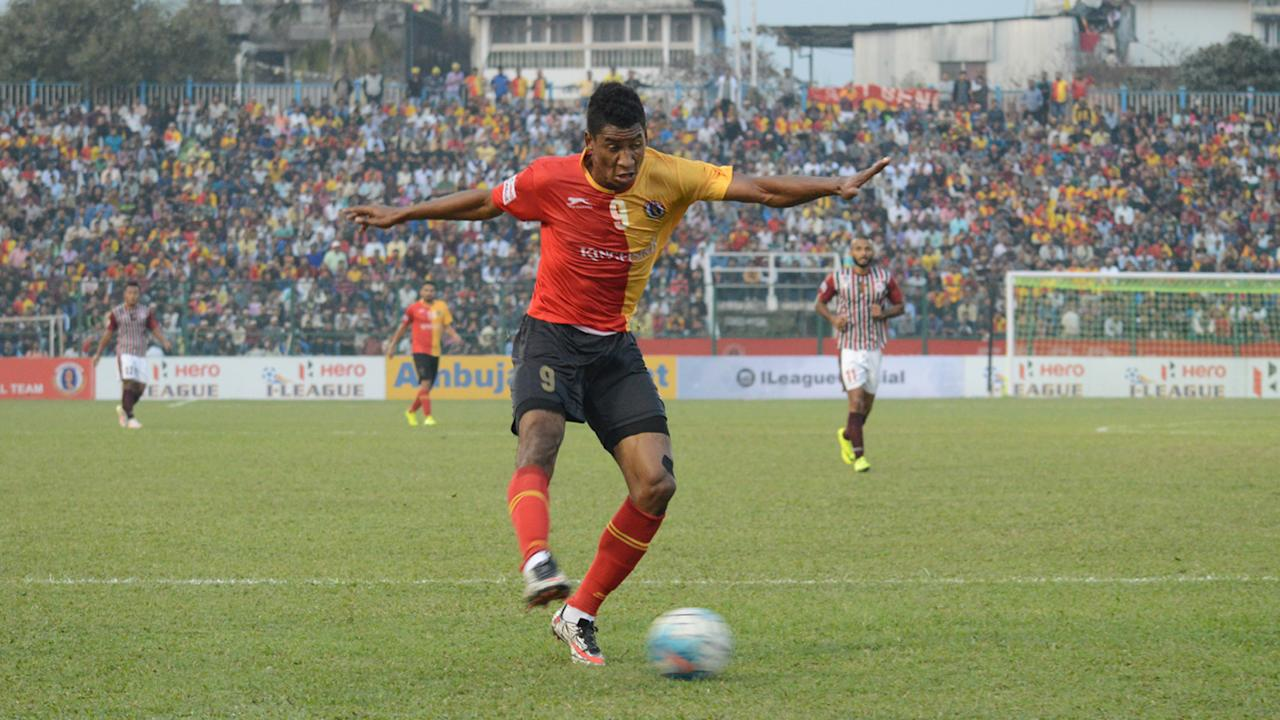 East Bengal collect crucial three points ahead of the Kolkata Derby in Calcutta Football League on Sunday....