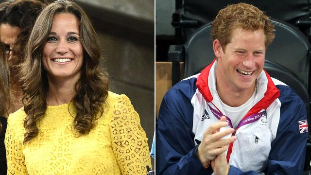 Harry, Pippa 'Shoo-Ins' as Godparents