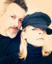 """<p>""""TIMESUP!"""" wrote the actress alongside her husband, Kyle Newman. """"We are missing a VERY important Golden Globes tonight to take care of our son. All of the endless years of physical, emotional, financial, sexual abuse brought upon so many. As many of you know I have been open with my experiences. We are with everyone across the world, our peers, artists and those in any and all positions. With those that feel they have no position. Today and everyday we stand in solidarity. ALWAYS."""" (Photo: <a rel=""""nofollow noopener"""" href=""""https://www.instagram.com/p/Bdqstp6lC6c/?hl=en&taken-by=jaime_king"""" target=""""_blank"""" data-ylk=""""slk:Jaime King via Instagram"""" class=""""link rapid-noclick-resp"""">Jaime King via Instagram</a>) </p>"""
