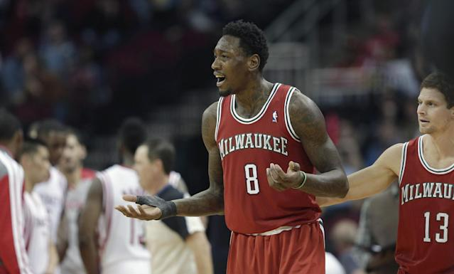 Bucks' Larry Sanders suspended 5 games for violating NBA anti-drug policy by 'using marijuana'