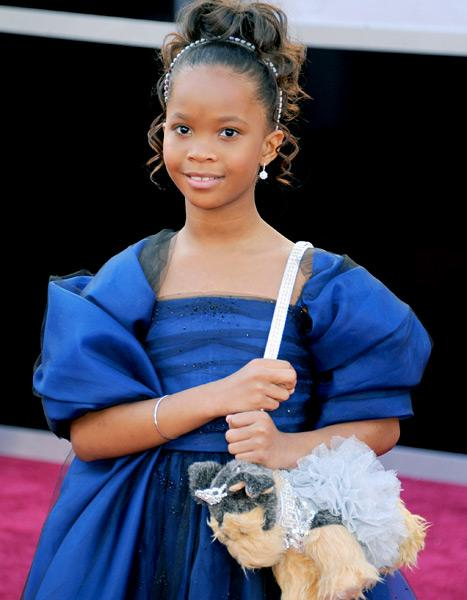 """Quvenzhane Wallis Called the """"C"""" Word by The Onion on Oscar Night, Website Under Fire"""