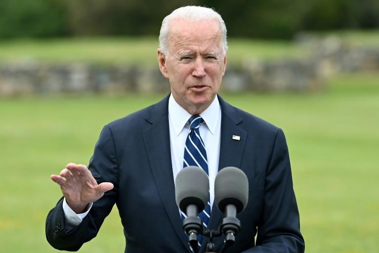 US President Joe Biden's administration is pressing to harmonize global corporate tax rates to discourage multinational firms from shifting profits