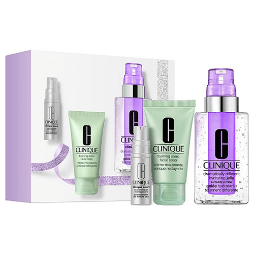 Clinique 'Super Smooth Skin, Your Way' limited-edition set.