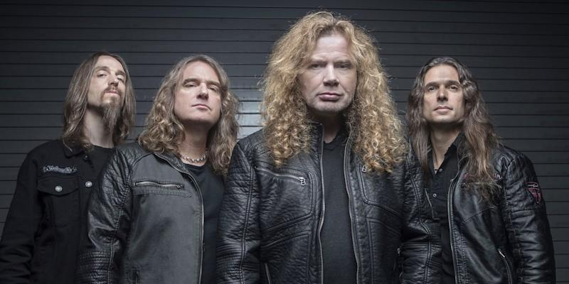 """Dave Mustaine: Megadeth will release """"crushing"""" new songs ahead of winter tour"""