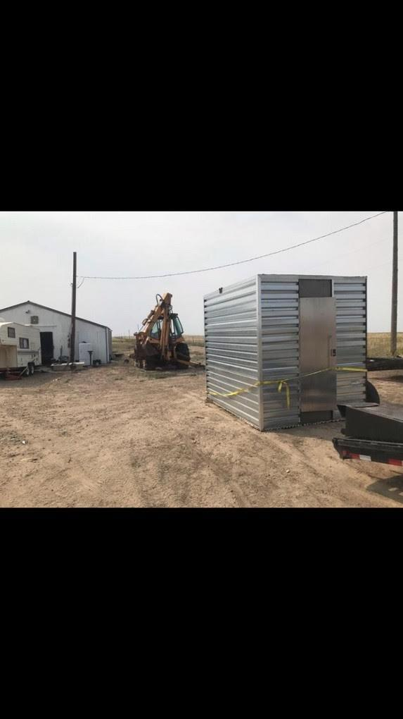 Agritek Holdings, Inc. Announces First Grow Pod Installation And Initial Build Out Of Pueblo Hemp Cultivation Facility Of 77 Acres Inc.