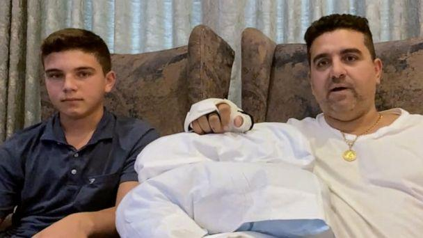 VIDEO: 'Cake Boss' talks about his horrible accident (ABCNews.com)