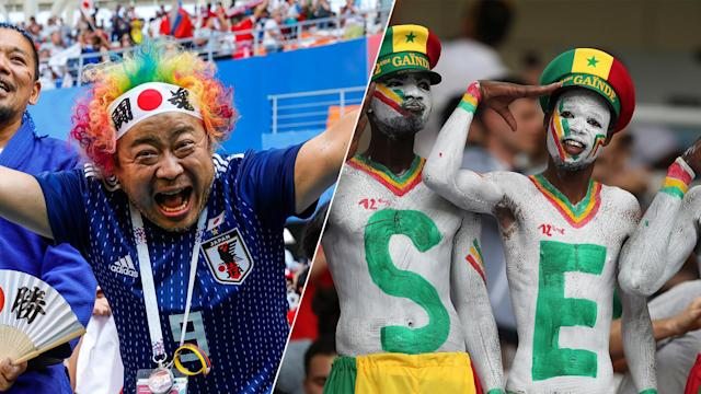 What Senegal and Japan fans did after their World Cup wins was just incredible