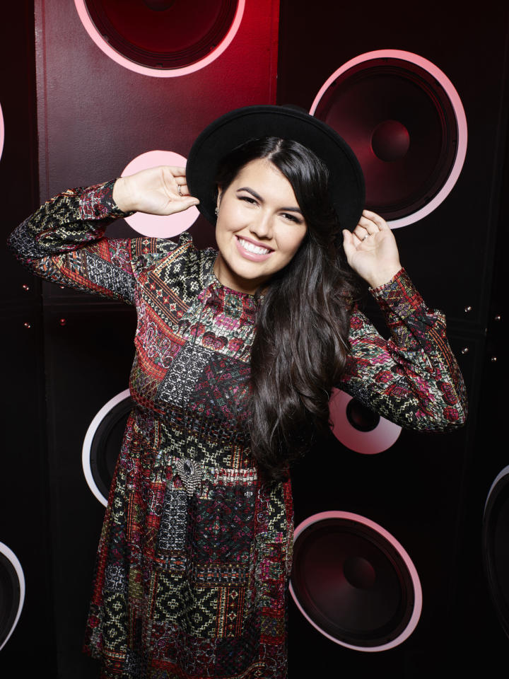 <p>MEMBER OF: Team Pharrell <br /><br />PROS: Every <i>Voice</i> season needs at least one good quirky girl, and this year, Madi is the best of the bunch. Her surprise defeat of frontrunner Amy Vachal in the Knockout Rounds indicated that she's definitely one to watch this season. <br /><br />CONS: Her Battle Rounds was montaged; she could get mixed up with other quirky, hat-wearing girls on this show; and she is young and inexperienced. Hopefully Pharrell Williams can give her the guidance she needs.</p>