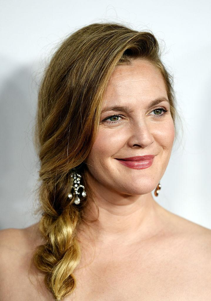 Drew Barrymore (Photo: Getty Images)