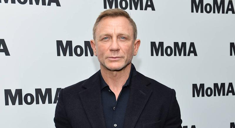 He told the magazine that No Time To Die would be his last Bond film. (Getty Images)
