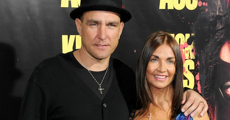 Vinnie and Tanya Jones were married for 25 years (Getty)