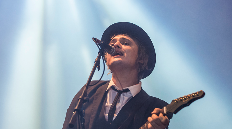 The Libertines' Pete Doherty arrested for cocaine possession