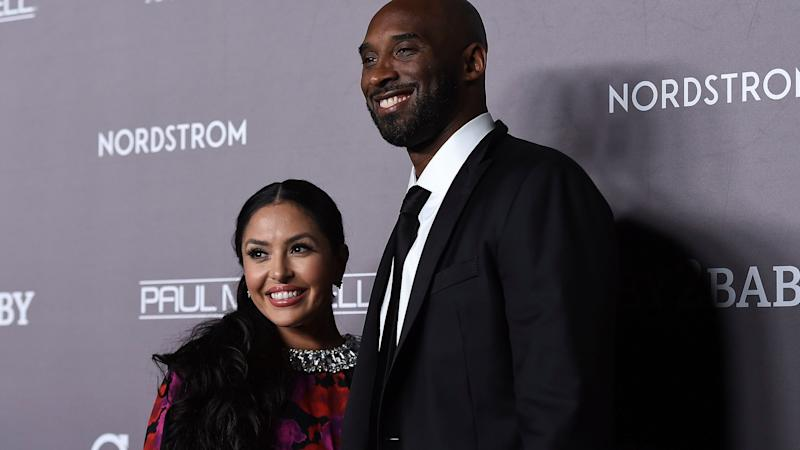 Vanessa Bryant Proudly Shares The Release Of Kobe Bryant's Posthumous Book