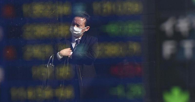 Nikkei extends losses to close down 2.3%