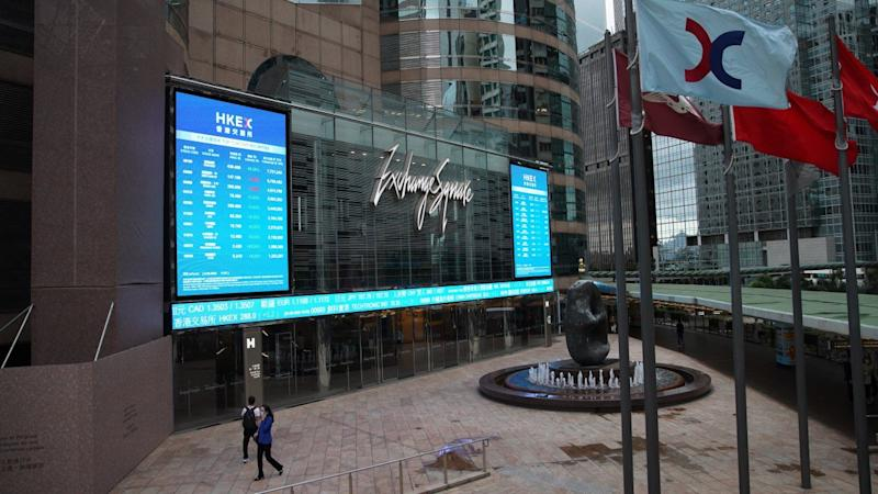 Hong Kong Exchanges and Clearing soars to become world's largest exchange operator by market cap