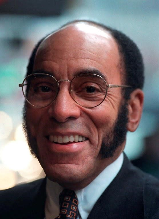 Earl Graves Sr., founder of Black Enterprise magazine, dies