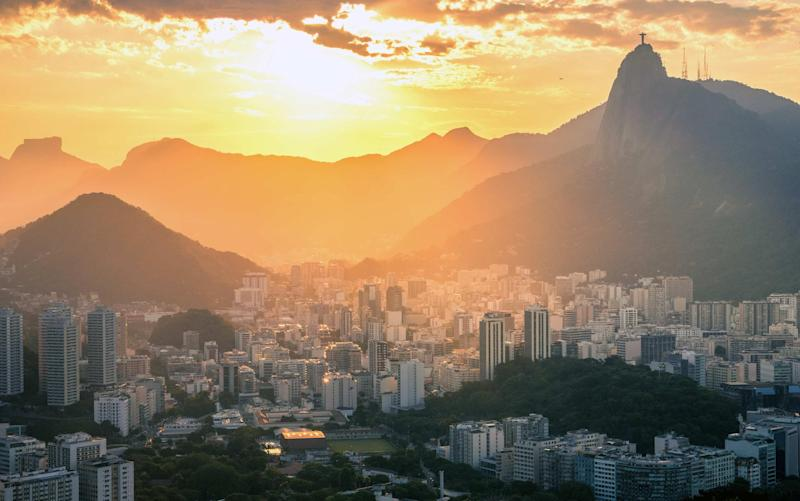 Rio de Janeiro: Brazil has been one of the worst hit countries in the world - getty