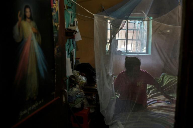 Mosquito nets handed out in places like Barcelona, Venezuela to protect people from disease-carrying mosquitos are an effective deterrent to malaria