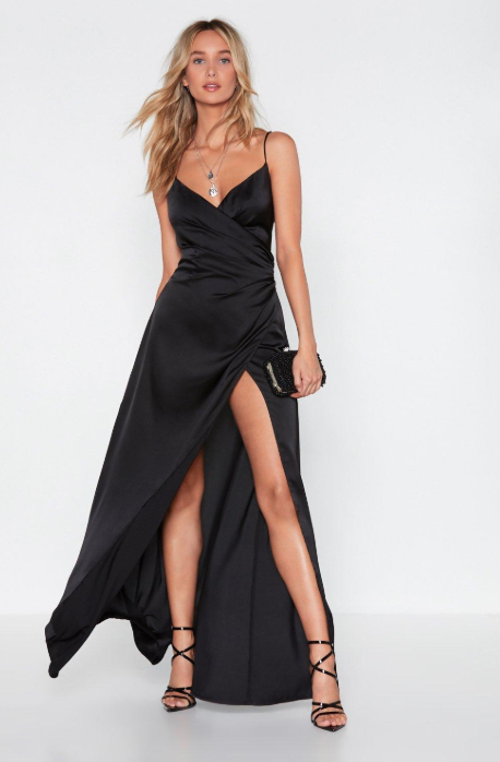 This Maxi Dress version is going on Nasty Gal for $30.80