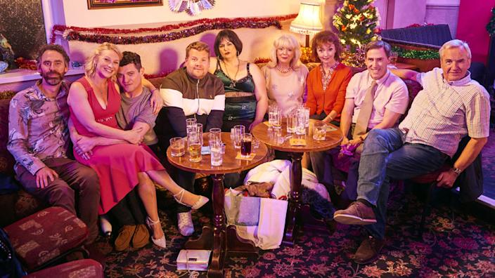 The Gavin and Stacey Christmas special was the most-watched programme of 2019