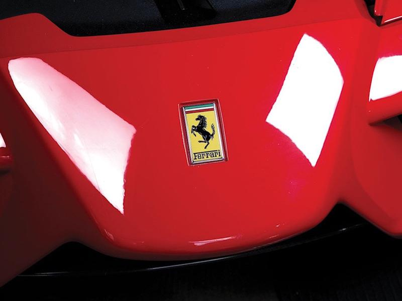 Tommy Hilfiger's Flawless Ferrari Enzo Is For Sale