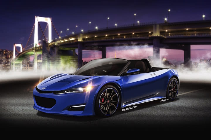 S2000 2017 >> 2017 Honda S2000 5 Things To Expect