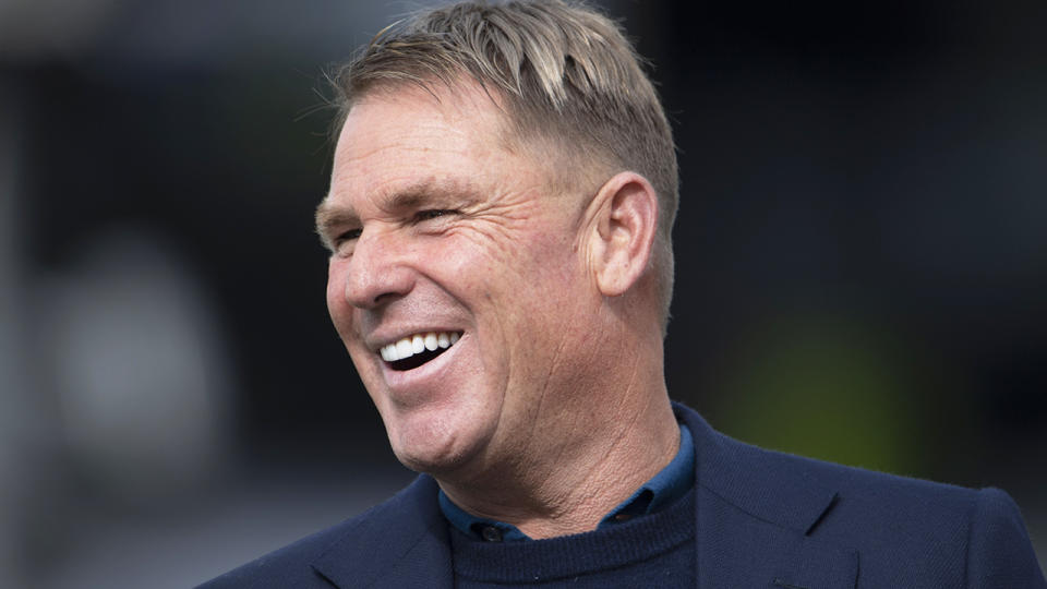 Shane Warne says it's understandable that England's cricketers are sceptical about the upcoming Ashes tour in Australia, given the frequently changing border restrictions between states. (Photo by Visionhaus/Getty Images)