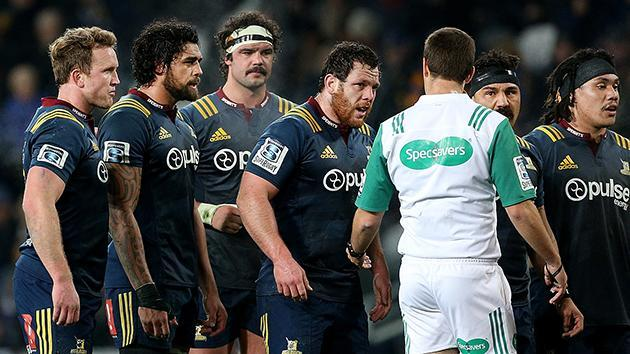 Highlanders grounded ahead of Super Rugby quarter-final