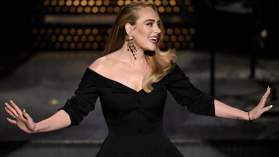 Adele back to London to complete work on latest album