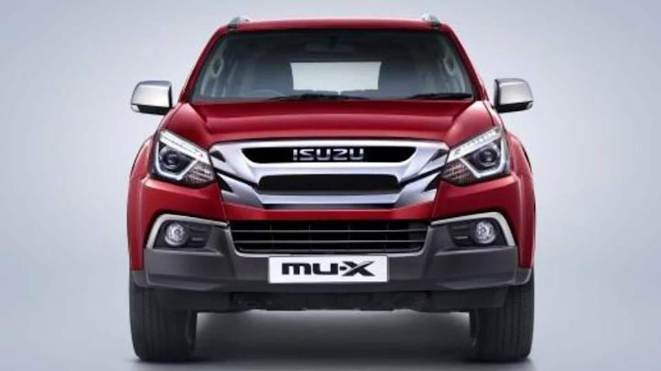 2021 ISUZU MU-X launched in India at Rs. 33.23 lakh