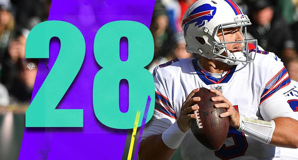 <p>What a day for Matt Barkley. Before he was signed on Halloween, he had to wonder what his NFL future was. He failed to make two different teams in each of the past two preseasons. Then on Nov. 11, he threw for 232 yards and two touchdowns in a blowout win. (Matt Barkley) </p>
